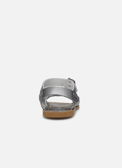 Sandali e scarpe aperte Salt-Water Salt-Water Original Argento immagine destra