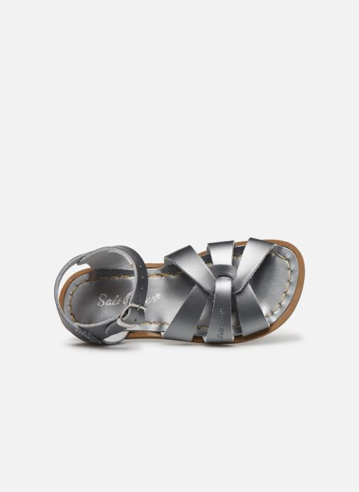 Sandali e scarpe aperte Salt-Water Salt-Water Original Argento immagine sinistra