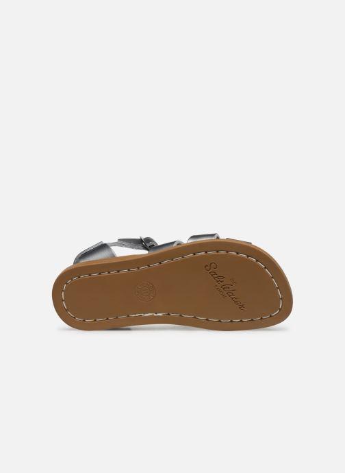 Sandali e scarpe aperte Salt-Water Salt-Water Original Argento immagine dall'alto