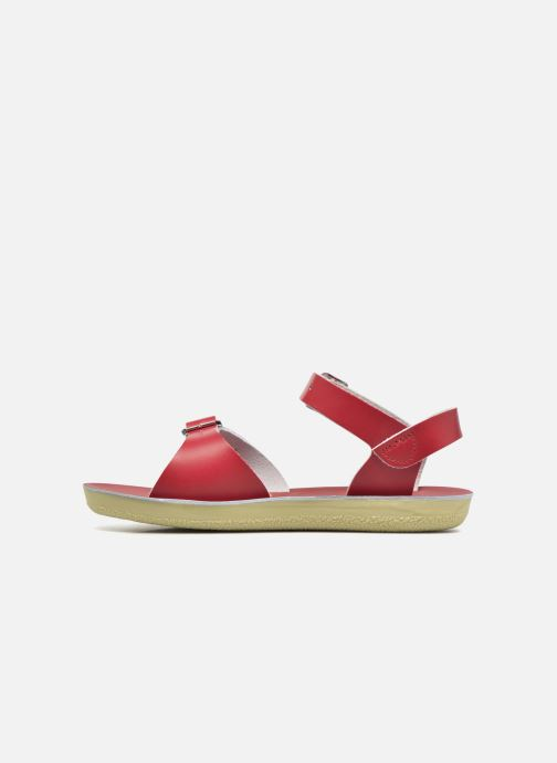 Sandales et nu-pieds Salt-Water Surfer Rouge vue face