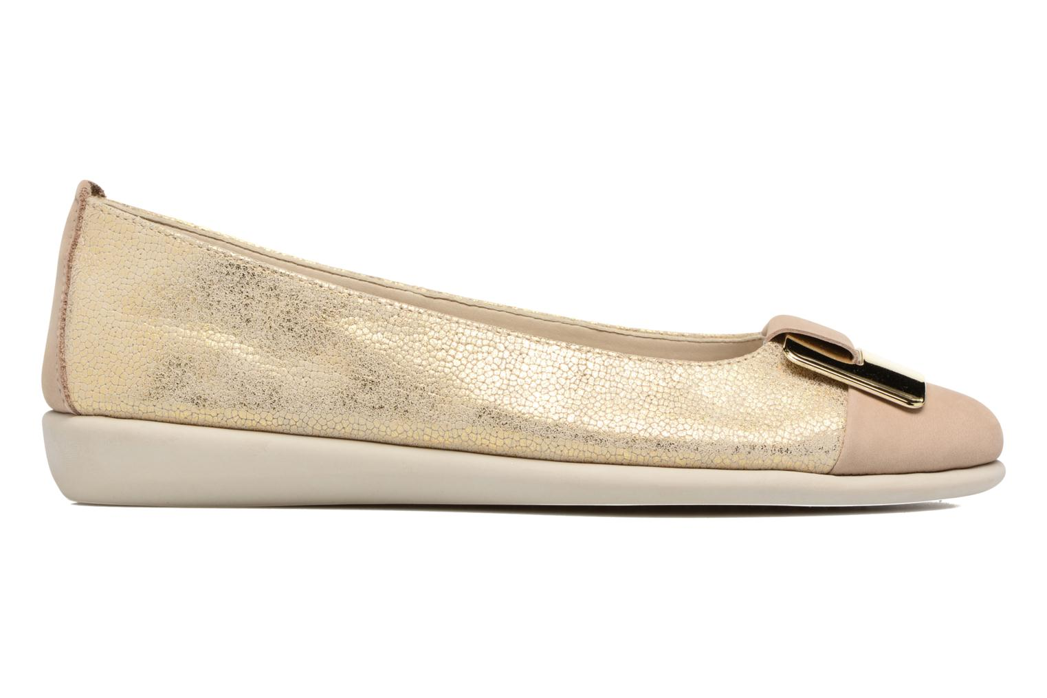 Ballerines The Flexx Rise N Curry Beige vue derrière
