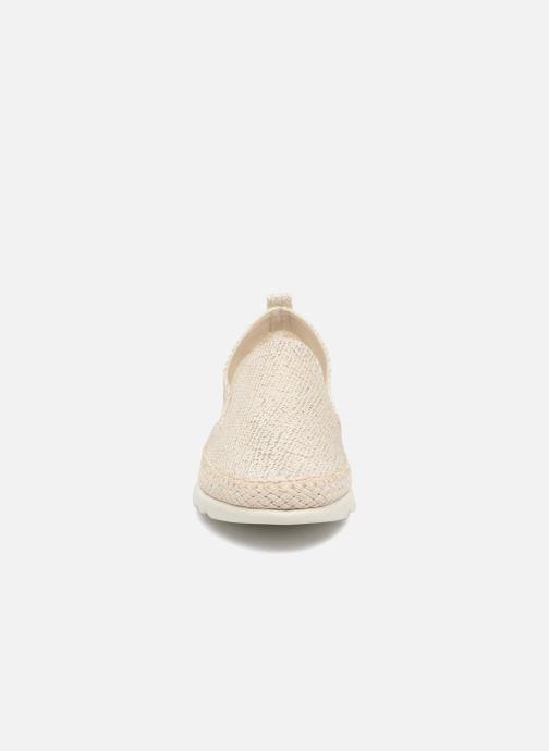 Mocassins The Flexx Chappie Or et bronze vue portées chaussures