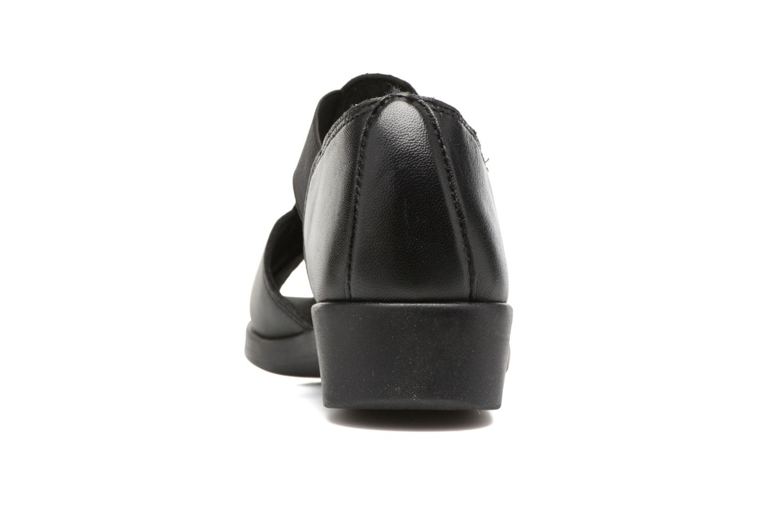 Sandals Aerosoles 4Give Black view from the right