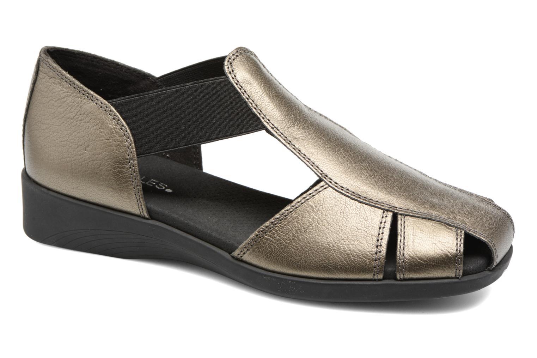 Sandales et nu-pieds Aerosoles 4Give Argent vue détail/paire