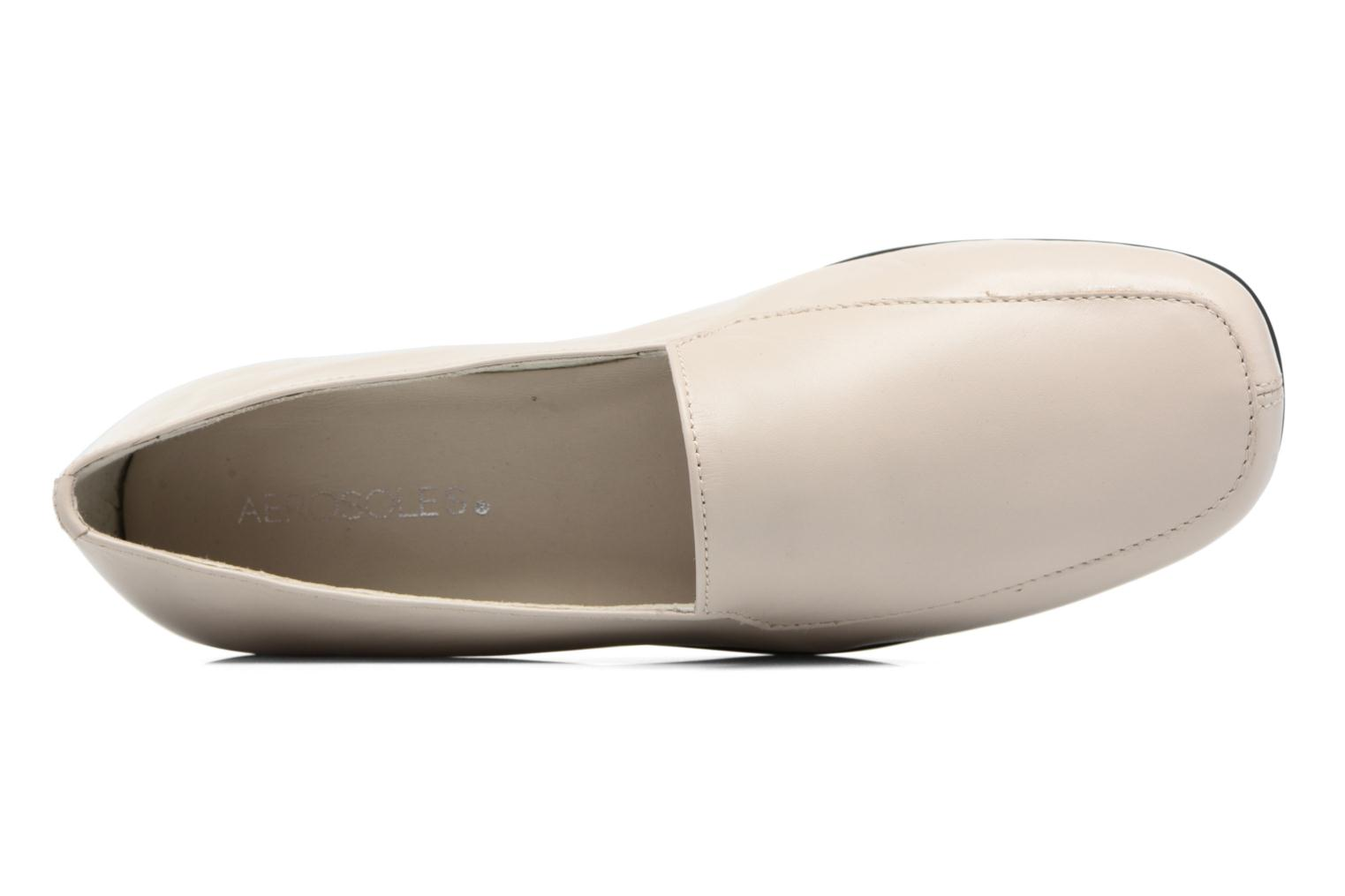 Slipper Aerosoles Buy N Play weiß ansicht von links