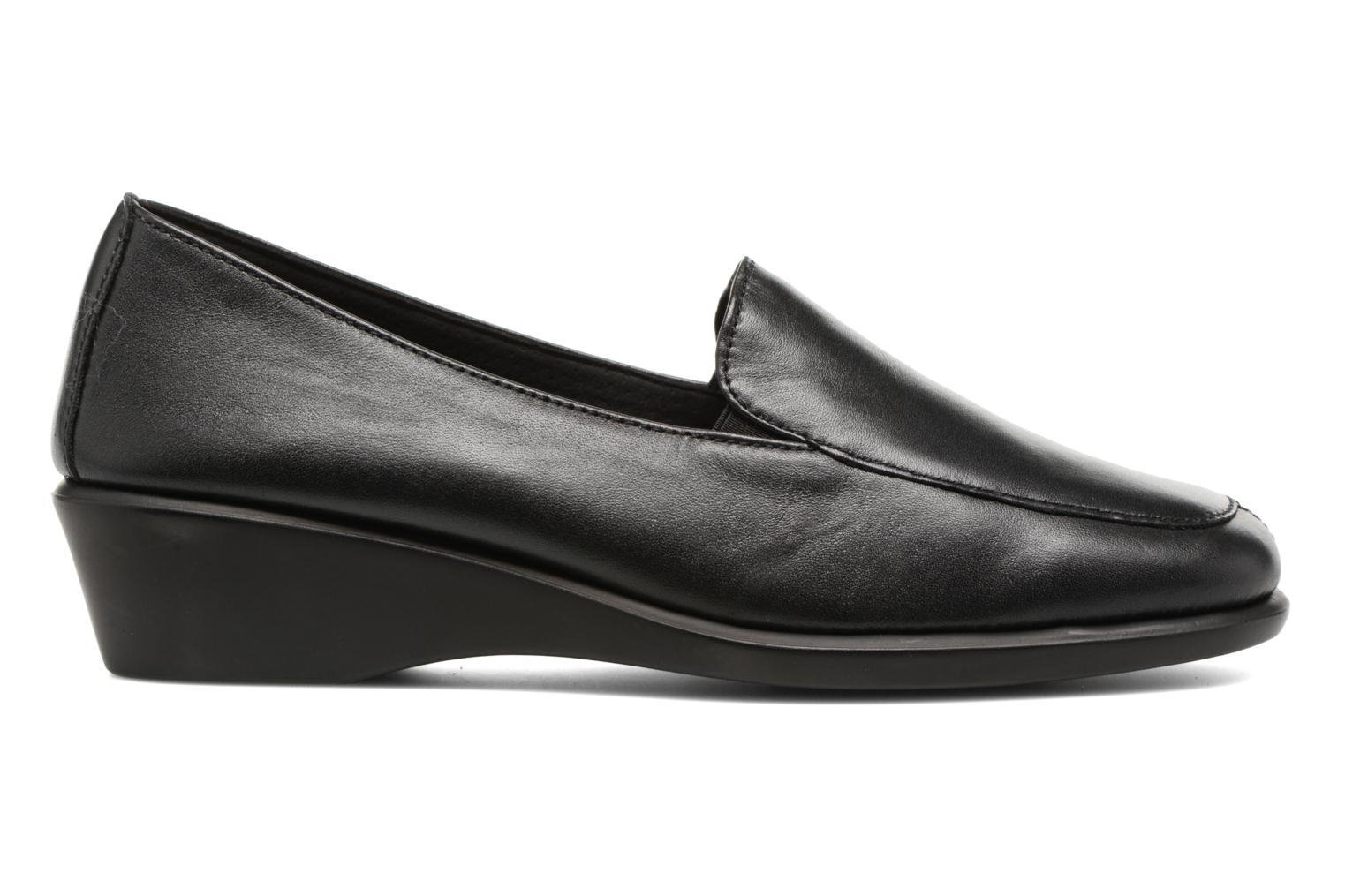 Loafers Aerosoles Four William Black back view