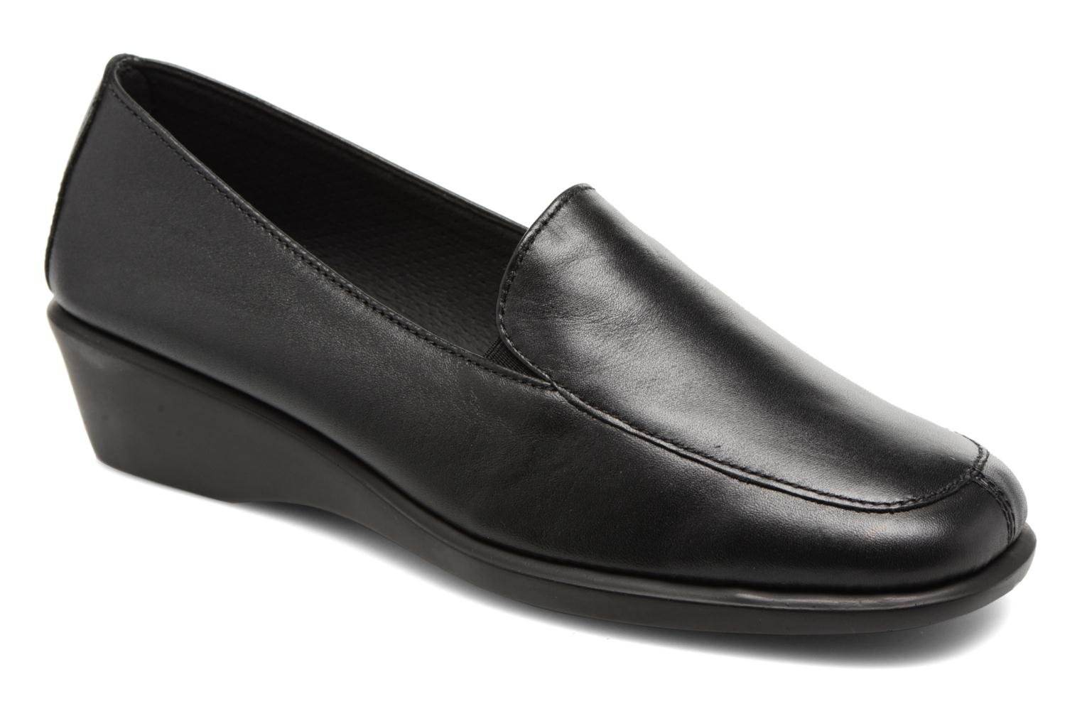 Loafers Aerosoles Four William Black detailed view/ Pair view