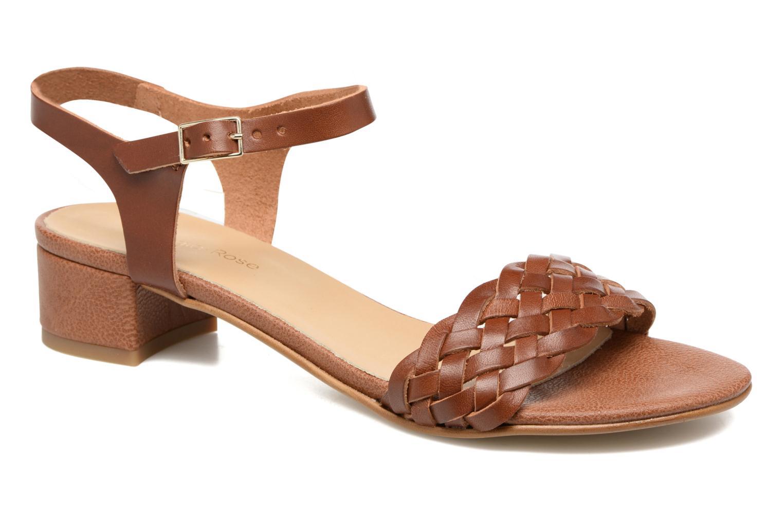 Sandalen Georgia Rose Loutresse braun detaillierte ansicht/modell