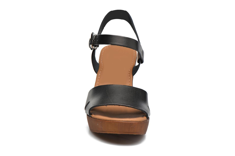 Sandaler Georgia Rose Dobou Svart bild av skorna på