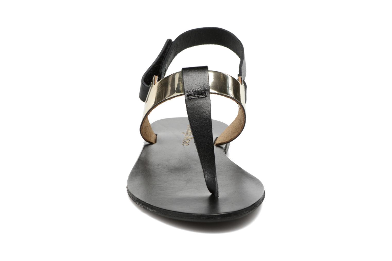 Sandals Georgia Rose Documo Black model view