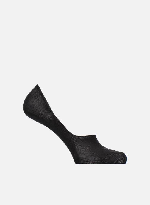 Sokken en panty's Doré Doré Chaussettes Liners Solerette Unisex Zwart detail