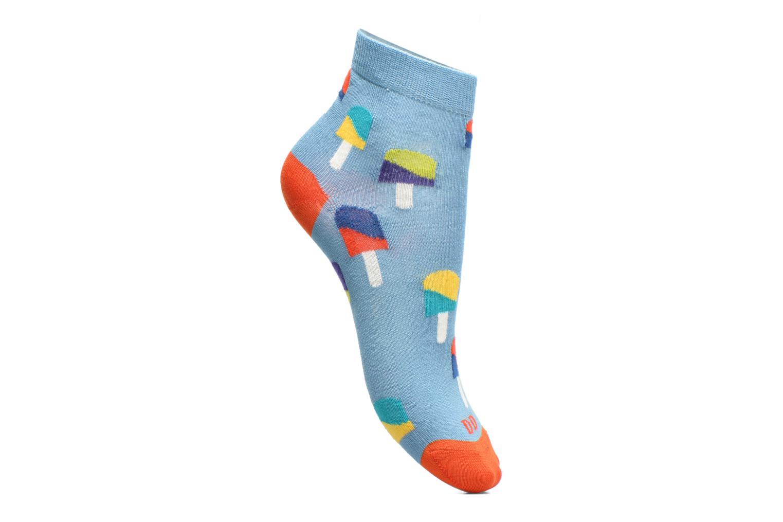 Socks & tights Doré Doré Chaussettes Socquettes Glace Blue detailed view/ Pair view
