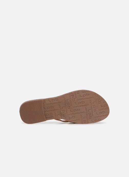 Flip flops & klipklapper Les P'tites Bombes KALINDA Guld og bronze se foroven