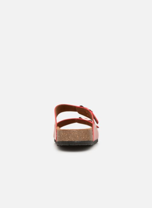 Wedges Les P'tites Bombes Orphee Rood rechts