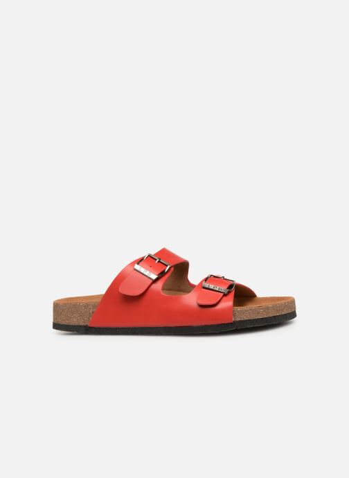 Wedges Les P'tites Bombes Orphee Rood achterkant
