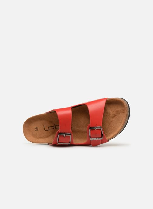 Wedges Les P'tites Bombes Orphee Rood links