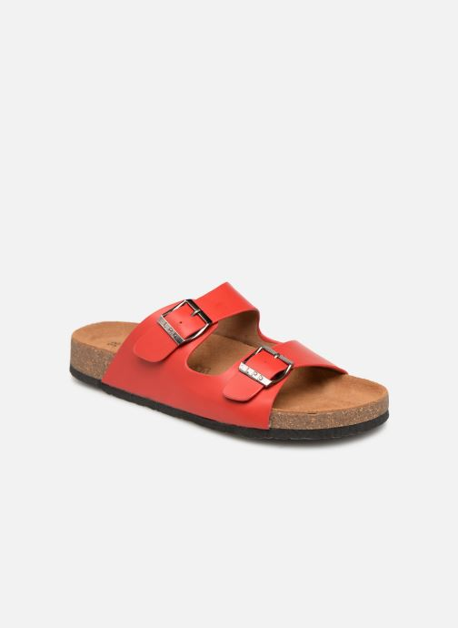 Wedges Les P'tites Bombes Orphee Rood detail