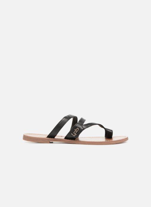 Sandales et nu-pieds Les P'tites Bombes TEXANE Noir vue derrière
