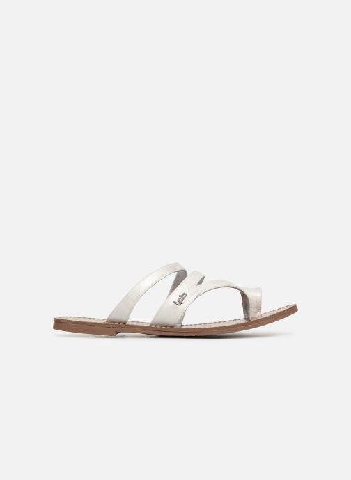 Sandales et nu-pieds Les P'tites Bombes TEXANE Blanc vue derrière