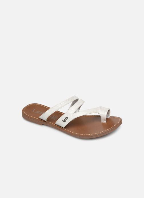 Sandales et nu-pieds Les P'tites Bombes TEXANE Blanc vue détail/paire
