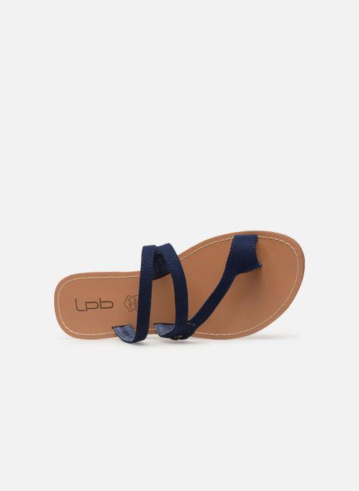Sandales et nu-pieds Les P'tites Bombes TEXANE Bleu vue gauche