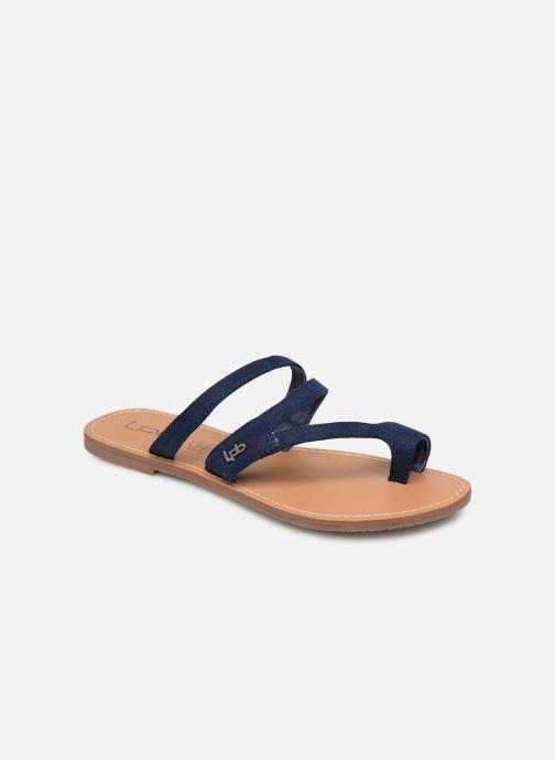 Sandales et nu-pieds Les P'tites Bombes TEXANE Bleu vue détail/paire