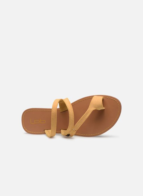 Sandali e scarpe aperte Les P'tites Bombes TEXANE Giallo immagine sinistra