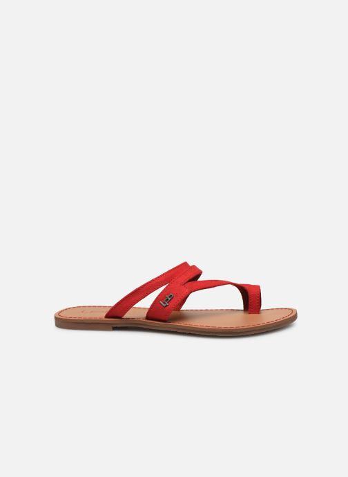 Sandales et nu-pieds Les P'tites Bombes TEXANE Rouge vue derrière