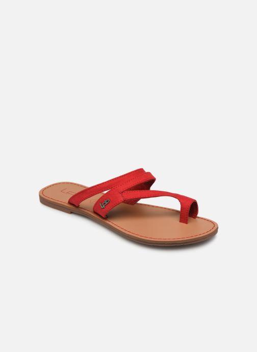 Sandales et nu-pieds Les P'tites Bombes TEXANE Rouge vue détail/paire