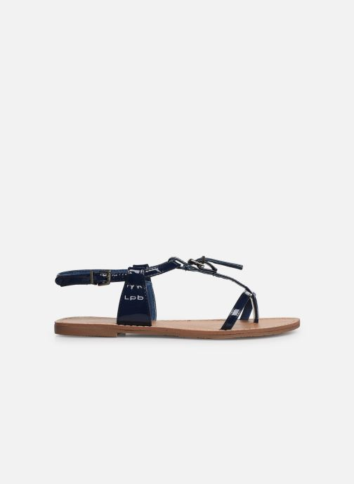 Sandales et nu-pieds Les P'tites Bombes ZHOE Bleu vue derrière