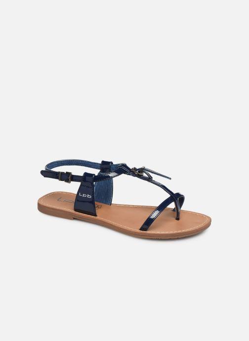 Sandales et nu-pieds Les P'tites Bombes ZHOE Bleu vue détail/paire