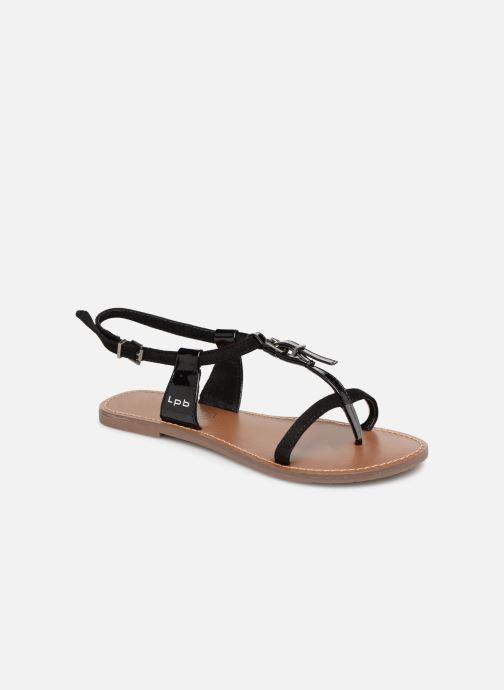 Sandales et nu-pieds Les P'tites Bombes ZHOE Noir vue détail/paire