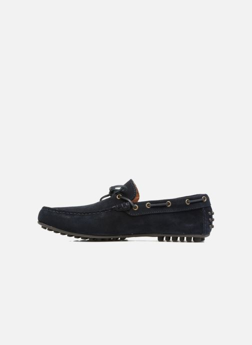 Loafers Marvin&co Stalban Blue front view
