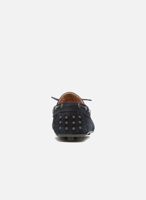 Loafers Marvin&co Stalban Blue view from the right