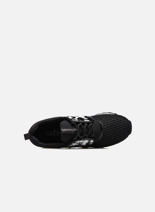 Sneaker Sixty Seven Well 78790 schwarz ansicht von links