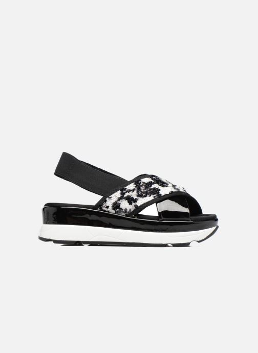 Sandales et nu-pieds Sixty Seven Oden 78602 Noir vue derrière