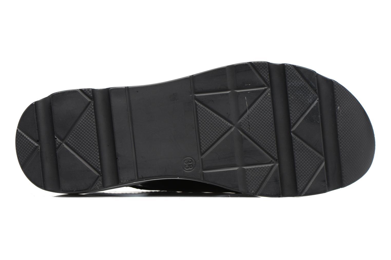 Sandalen Sixty Seven Oden 78602 schwarz ansicht von oben