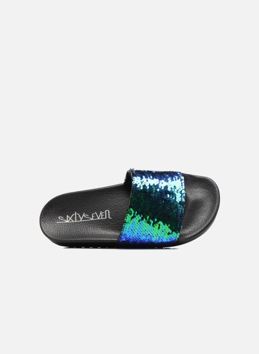 Mules & clogs Sixty Seven 78439 Monof Black view from the left
