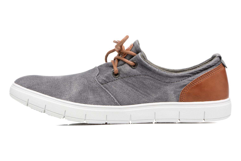 Sneakers MTNG Bambu 84553 Grijs voorkant