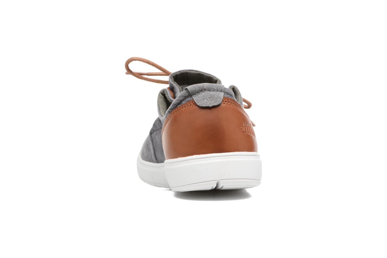 Sneakers MTNG Bambu 84553 Grijs rechts