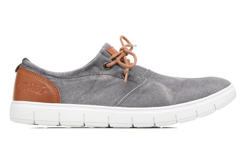 Sneakers MTNG Bambu 84553 Grijs achterkant