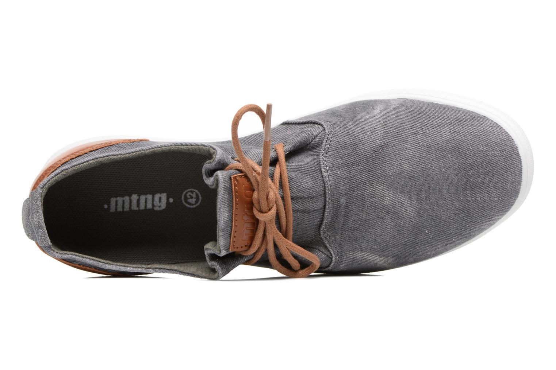 Sneakers MTNG Bambu 84553 Grijs links