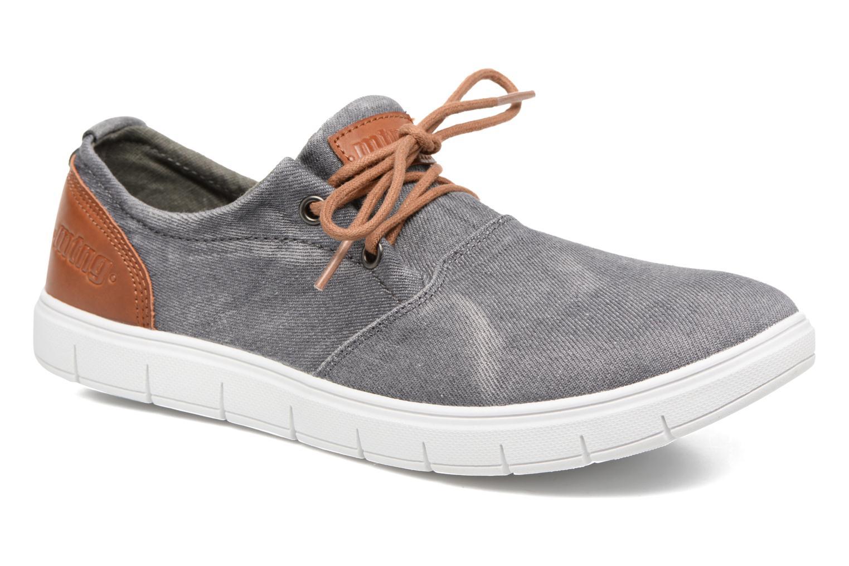 Sneakers MTNG Bambu 84553 Grijs detail