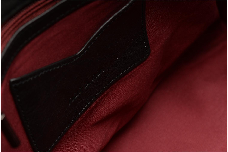 Handtassen Nat & Nin Saona Zwart achterkant