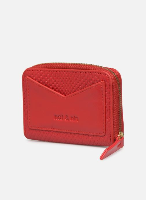 Wallets & cases Nat & Nin Pia Red model view