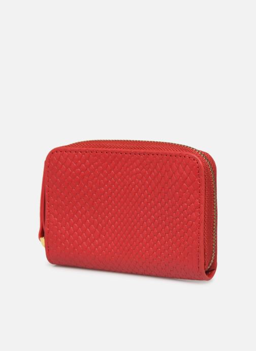 Wallets & cases Nat & Nin Pia Red view from the right