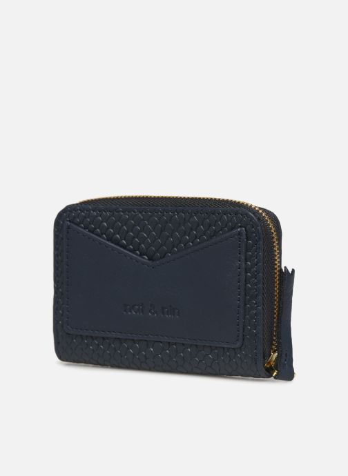Wallets & cases Nat & Nin Pia Blue model view