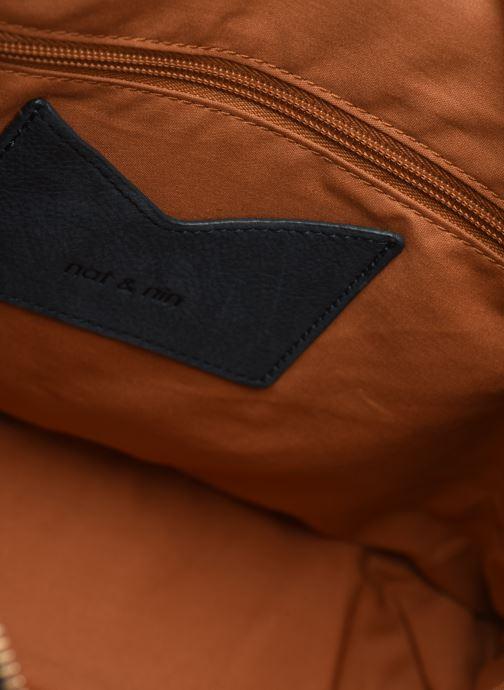 Handtaschen Nat & Nin Panama blau ansicht von hinten