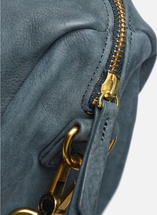 Handtaschen Nat & Nin Panama blau ansicht von links