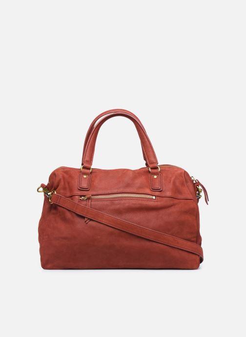 Handtaschen Nat & Nin Panama rot ansicht von vorne